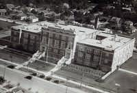 The building housing Forest Avenue High School, which later became James Madison High School, has been a South Dallas fixture since 1916. Forest Avenue eventually was renamed Martin Luther King Jr. Boulevard.