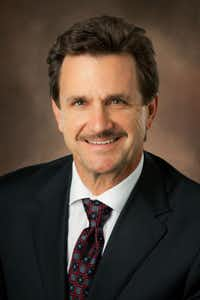 Texas Tech University Provost Lawrence Schovanec. (Courtesy of Texas Tech University.)