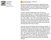 Michelle Duchouquette left a negative review of Prestigious Pets on Yelp. She and her husband now face a lawsuit.