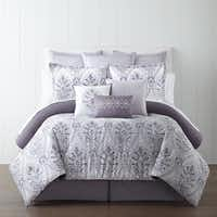 Longoria's bedding line for J.C. Penney, which includes the Solana collection, will be sold in its home department.(Keith Madigan Studios - 7)