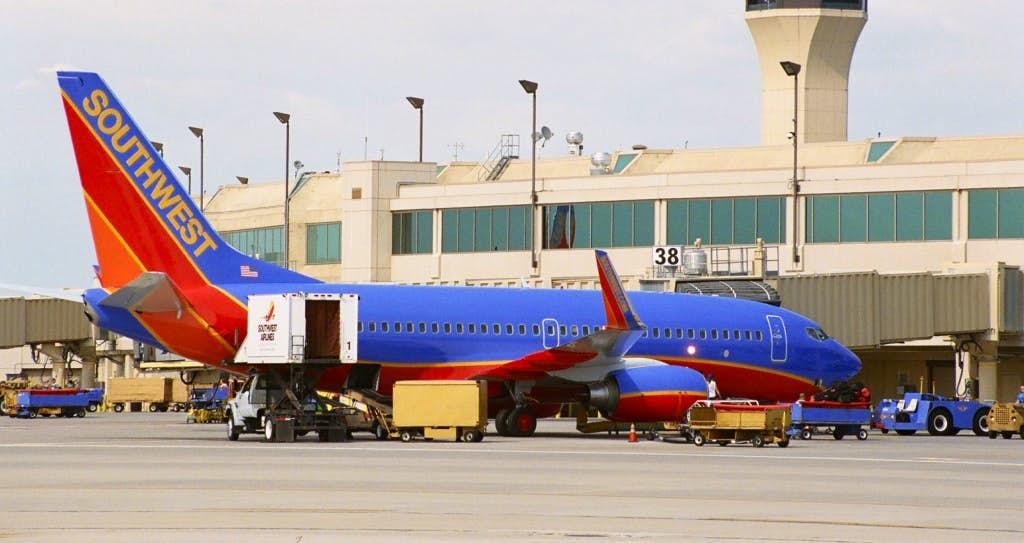 Dot Lets Southwest Airlines Keep Kansas City Washington D C Route Landing In Myrtle Beach
