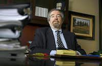 Ralph Janvey is the court-appointed receiver in the Stanford case.(Mayra Beltran - AP)
