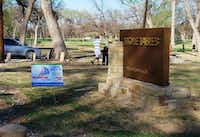 The White Rock Lake Conservancy, working with the Dallas Park and Recreation Department, is working to raise $750,000 for the project.(Ananda Boardman - neighborsgo)