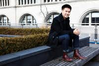The young American pianist-composer Conrad Tao, whose John F. Kennedy tribute The World Is Very Different Now was premiered by the DSO in November, will begin a two-year artist-in-residence appointment.Lauren Farmer