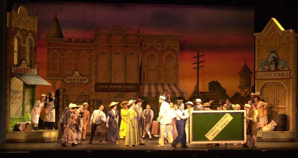 Lyric Stage presents 'The Music Man' through June 23   Irving ...