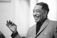 Duke Ellington, shown in 1969, kept his personal life out of the spotlight, but author Terry Teachout delves into that little-known side of the jazz great.