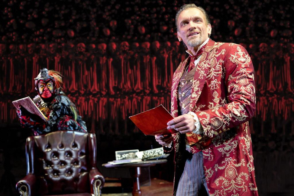 A non theater going C S Lewis fan sees The Screwtape Letters
