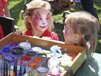 April 1 and 2 mark the last chance for Mommy and Me Mondays and Tiny Tots Tuesdays at the Dallas Arboretum, with face painting, a petting zoo, arts and crafts and more.