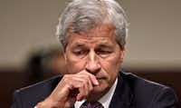 JPMorgan Chase CEO Jamie Dimon testified before the Senate Banking Committee about how his company had lost more than $2 billion on risky trades. Ultimately, the bank's losses rose to $6 billion.