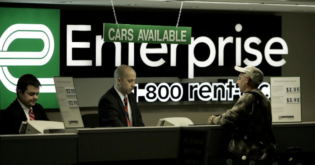 Enterprise Car Rental Corinth