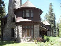 The Hellman-Ehrman Mansion, on Lake Tahoe's western shore, was the summer home of banker Isaias Hellman.Ron Cobb  - Dispatch