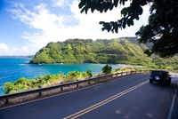 To really  experience the Road to Hana on the Hawaiian island of Maui, rent a Jeep or convertible.
