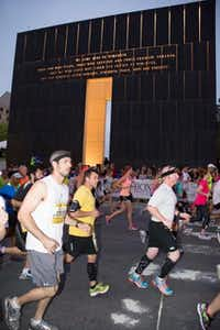 Oklahoma City Marathon(Handout)
