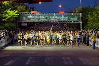 The Oklahoma City Marathon  is one of  Runner's World's  must-run events.Handout