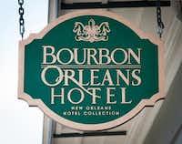 The Bourbon Orleans Hotel(handout)