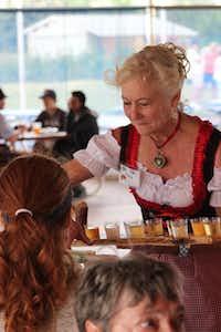 Biergarten Festival in Morrison, Colo.(HANDOUT)