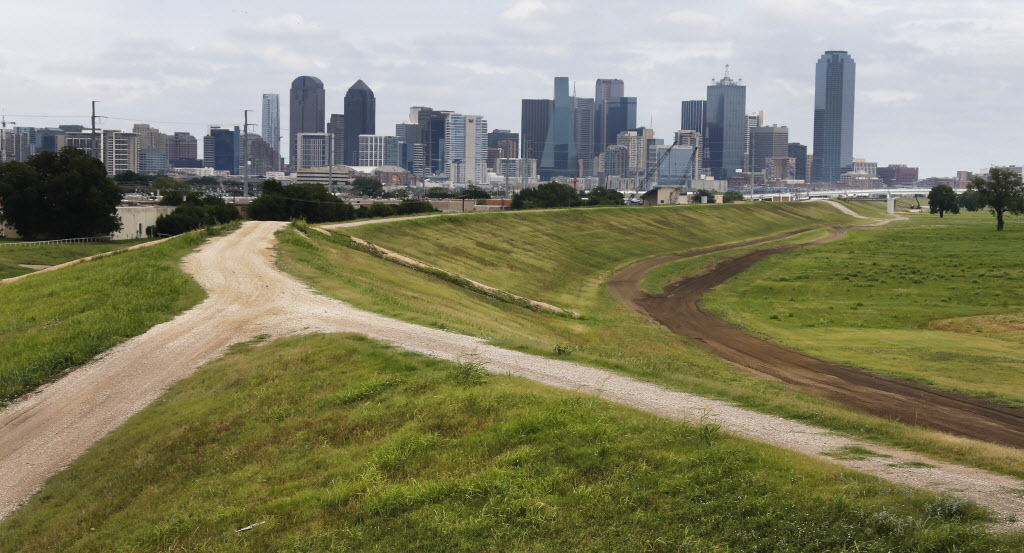 Image result for trinity river levee trail