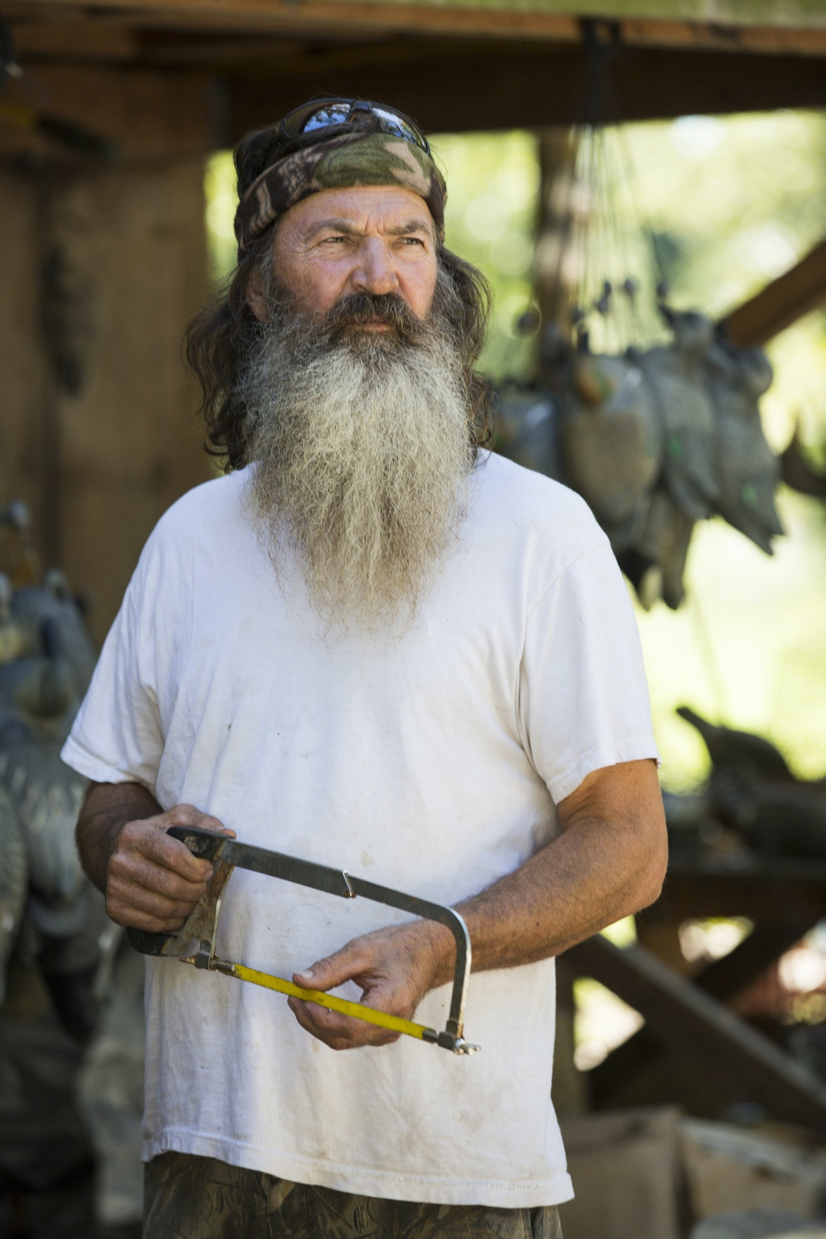 W Duck Dynasty Agriculture commission...