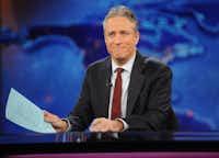 Jon Stewart(Brad Barket - AP)