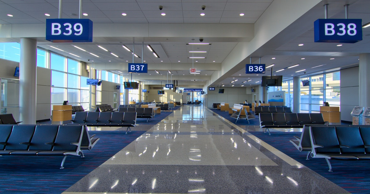 American Eagle Flights Now Have Expanded Dallas Fort Worth
