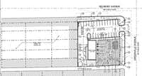 The original site plan submission, which says nothing about outdoor games