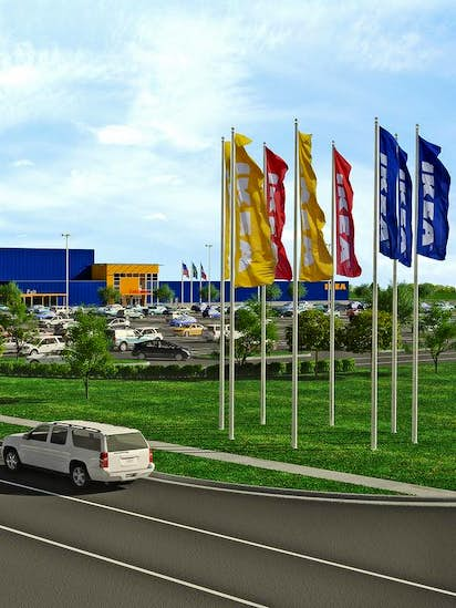 Grand Prairie Scores Only The Second Ikea In North Texas Retail
