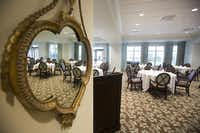 The assisted-living dining room at The Tradition-Lovers Lane.( Andrew Buckley  -  Special Contributor )