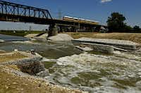 The Standing Wave, which has cost the city $4 million ... and isn't technically open three years after it, well, opened (File photo)