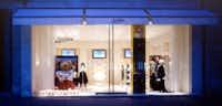 The original Jean Paul Gaultier store on rue Vivienne