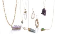 Olivia K. Jewelry. $125 to $295, oliviakjewelry.com.