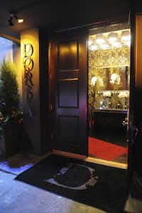 The American Psycho-inspired Dorsia in Houston founded by Kalon Joseph Reid McMahon