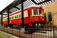 KONICA MINOLTA DIGITAL CAMERA __ Caption: Visitors can see this 100-year-old Rail Car #360 at Plano's Interurban Railway Museum. Email: esackett@dallasnews.com Phone: 940-395-1300 OrigName: 1331146504_0898518001331146504_0.jpg Name: Interurban043.jpg Byline: Interurban Railway Museum, Plano Submitter: Ellen Sackett Timestamp: 2012-03-07 12:55:04 Section: GUIDE_NG