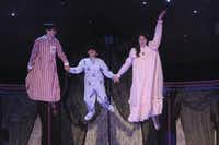 Peter Pan will be presented by Dallas Summer Musicals July 10-22 at Fair Park Music Hall.