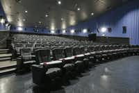 The large seats of the Studio Movie Grill location in Wheaton, Ill., will be copied at the new Richardson location.