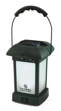 ThermaCell lantern uses butane gas to protect users from mosquitoes.