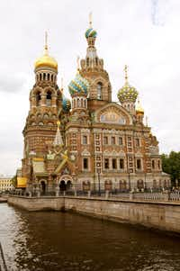 The historic center of St. Petersburg is a UNESCO World Heritage site.