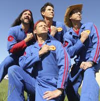 Imagination Movers performs Sept. 28 at Verizon Theatre at Grand Prairie.