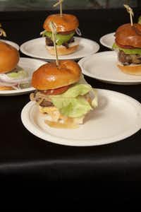 Chef John Tesar will be joined by celebrity chefs to serve specialty burger sliders paired with burgundy wine at the fourth annual Burgers & Burgundy benefit for Dallas chapter of DIFFA (Design Industry Foundation Fighting Aids).