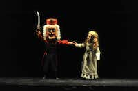 Kathy Burks Theatre for Puppetry Arts, which will be offering its popular puppet adaptation of The Nutcracker in Dallas Children's TheaterÕs small theater at the Rosewood Center for Family Arts.