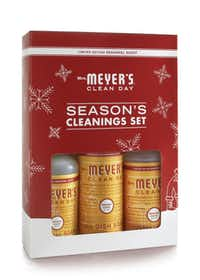 Mrs. Meyer's Clean Day Season's Cleanings Set in Orange Clove