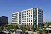 The Legacy Town Center office complex in West Plano sold for $216 per square foot.