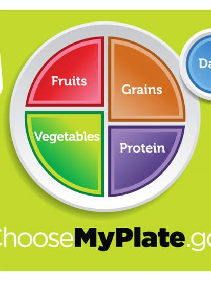 My Plates Texas >> Cooper Clinic New Take On Food Pyramid Could Help Rein In Texas