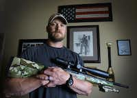 Chris Kyle, a Navy SEAL and one of the most decorated snipers in U.S. military history, had a mission-like zeal to help war veterans readjust to civilian life.(Paul Moseley - MCT)