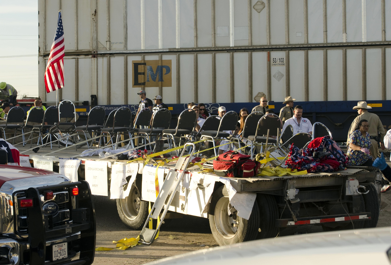 26 settle suit in Midland veterans parade crash that killed 4