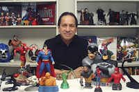 """Ray Villareal is the author of """"Don't Call Me Hero."""""""