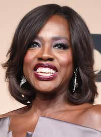 Viola Davis will be interviewed Friday at the Destiny Awards luncheon at St. Philips School.( FREDERIC J. BROWN )
