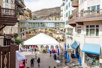 The Taste of Vail Rosé event gives guests the opportunity to taste more than 100 rosés.( Zach Mahone )