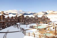 The Waldorf Astoria Park City features gondola access to the more than 4,000 skiable acres at Canyons Resort.
