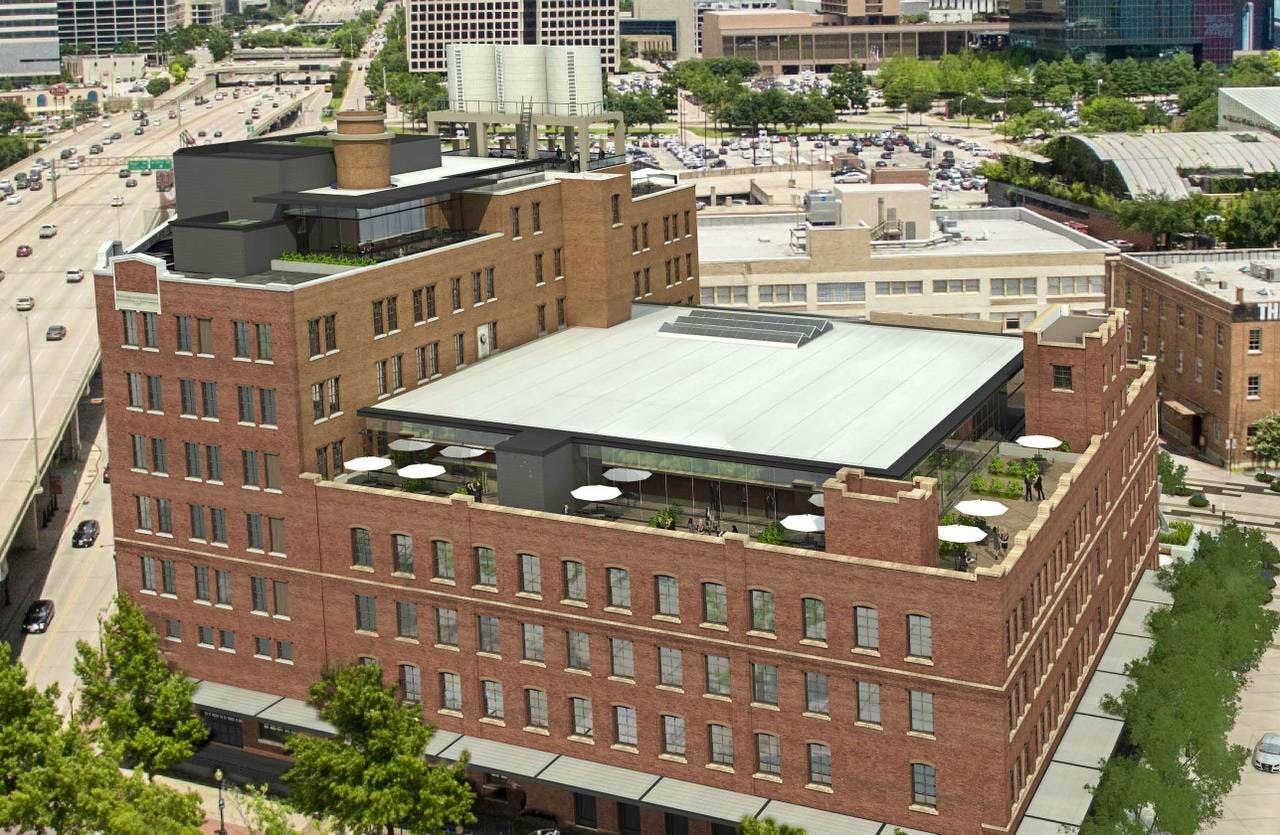 Granite Properties Buys Landmark West End Building With