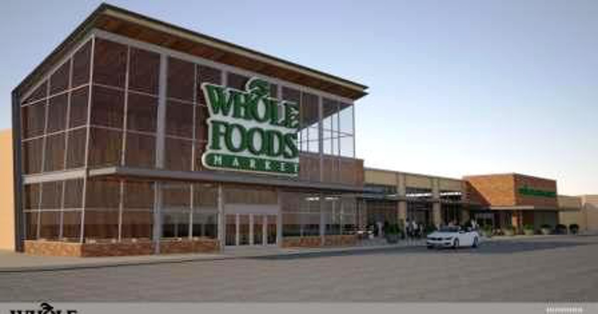 whole foods business plan